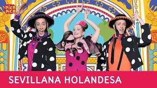 Pica-Pica - Sevillana Holandesa (Videoclip Oficial)