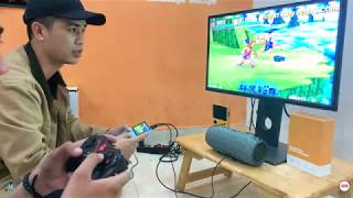 {LC Technology} Thử Chơi (Super Retro Handheld) Với hơn 2600 Games Trên Màn Hình Siêu To Khổng Lồ