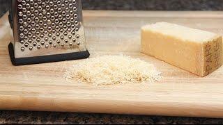 Как правильно натереть на тёрке сыр / мастер-класс от шеф-повара / Илья Лазерсон / Обед безбрачия