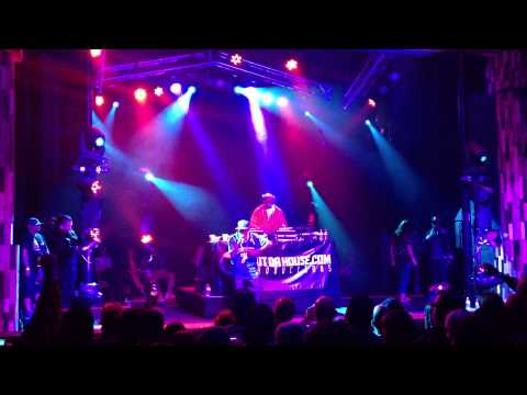 Rakim - Let The Rhythm Hit 'Em, Lyrics of Fury & The Punisher  Live @ The Observatory 5/9