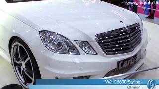 Carlsson E-Class W212 Videos