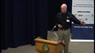 North Carolina Manufacturing Extension Partnership: Meeting April 7th, 2016