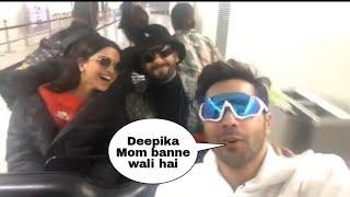 Omg !Varun Dhawan CONFIRMS deepika Padukone's Pregnancy News |Calls her mom