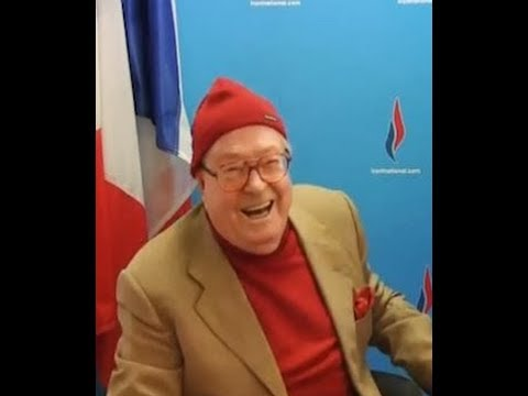 Piero San Giorgio - Interview Jean-Marie Le Pen 2/2