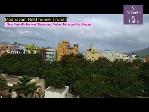 Madhavam Rest House Tirupathi