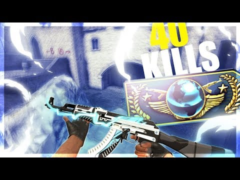 DESTRUINDO NO GLOBAL 40 KILLS - SOU HACKER?