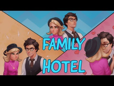 Family Hotel: Romantic Story Decoration Match 3 (Early Access)