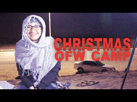 Christmas Camping 2019 | UAE Desert Camp