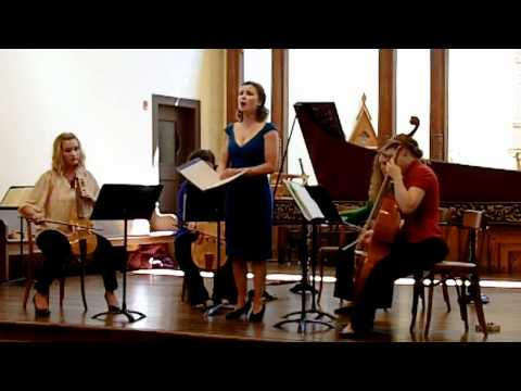 San Francisco Conservatory of Music -- Upon a Bank with Roses (Ward)