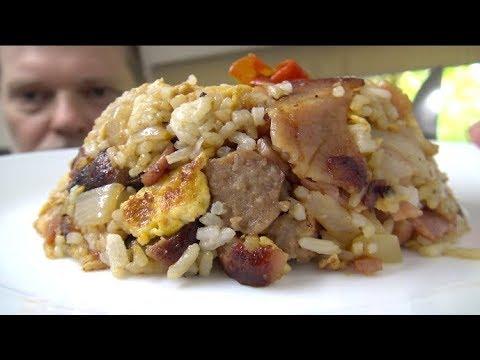 Breakfast Fried Rice Recipe Greg's Kitchen