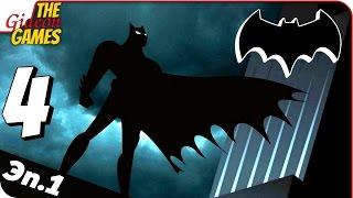 Прохождение BATMAN: Эпизод Первый #4 ➤ ЯБЛОКО ОТ ЯБЛОНИ [финал эпизода]
