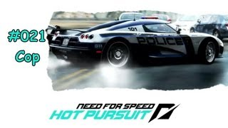 Need for Speed Hot Pursuit [German/LP/FullHD/XBox 360] #021 The Story Begins [Cop]