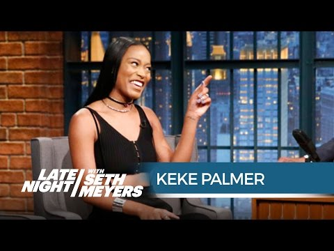 Keke Palmer's Snapchat Lessons - YouTube