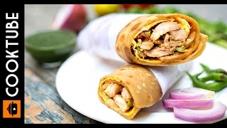 How To Make Chicken Roll? Here