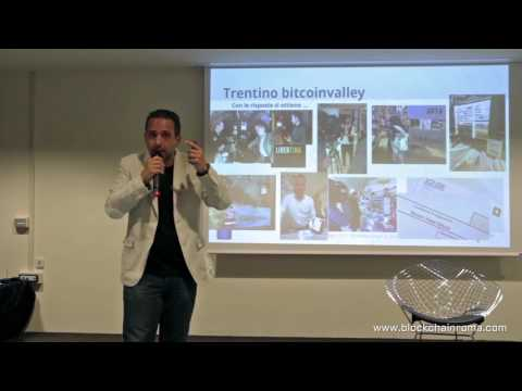 Nicola Vaccari - Blockchain Hype or Disruption 30/05/2017