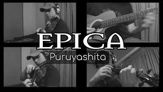 Epica - Purushayita Cover (Violin + Guitar Cover)