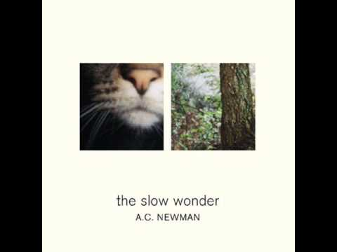 """A.C. Newman- """"On the Table"""""""