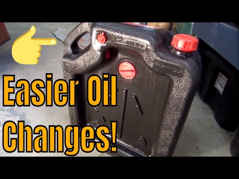7 Essential Tools for Easier Oil Changes