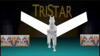 TriStar Pictures Logo (1993, with 1984 jingle and Sony Pictures Entertainment byline)