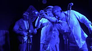 "Brown Bag Brass Band - ""Fire On The Bayou (live)"" (G7/Go Pro Video)"
