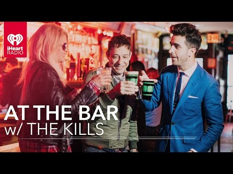 The Kills Interview (At The Bar)