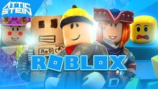 ROBLOX THEME SONG REMIX [PROD. BY ATTIC STEIN]