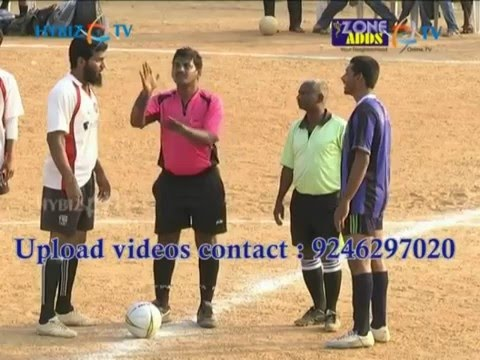 YDC Tournament   Hyderabad Globe vs Royal Unitited   Finals  | Young Dynamos Club