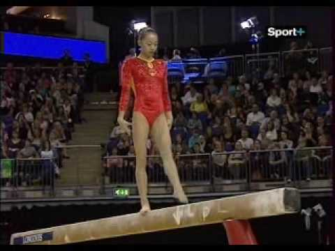 2009 Worlds Yang Yilin (CHN) BB EF