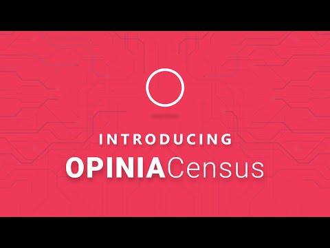 Introducing OPINIA Census