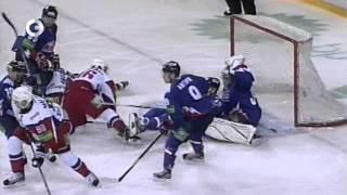 хоккей - Металлург Мг 2-3 (Б) Локомотив. Обзор матча