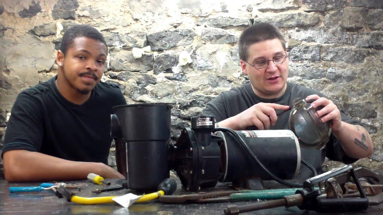 hayward powerflo lx repair part one [ 1280 x 720 Pixel ]