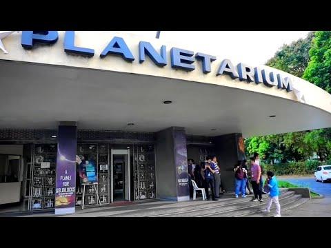 Planetarium Now Open Rizal Park Padre Burgos