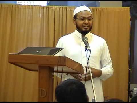 Br. Mansoor Danishar Topic hero of islam
