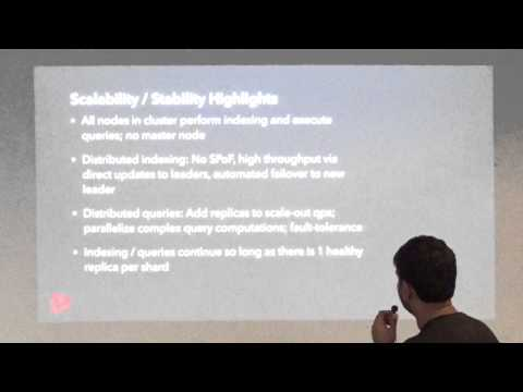 Big Data Meetup Pune Chapter - Introduction - Apache Solr and Spark part_2