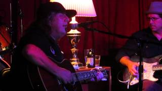 Kevin Kinney - Check Your Tears At The Door - 5 Spot - Nashville, TN 7-8-15