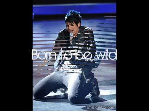 Adam Lambert - Born to be Wild (Studio version)
