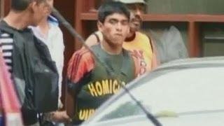 Capturaron a sicario clave para esclarecer crimen de de Ezequiel Nolasco