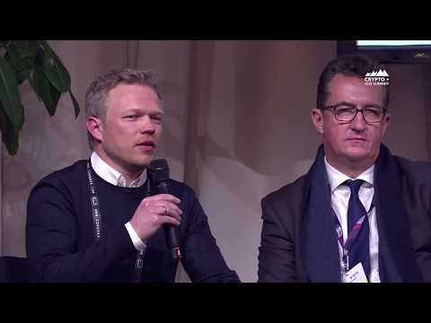 Crypto Summit 2018 | Panel: Future of Banking - Where DLT and AI Will Take It