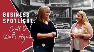Shop 'Til You Drop at Scott & Deb's Again