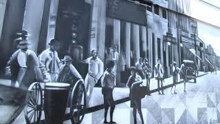 Vereadores conferem mural grafitado após Projeto de Lei regular pichações e afins na cidade