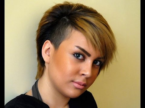 30 Incredible Short Hairstyles for Girls - YouTube