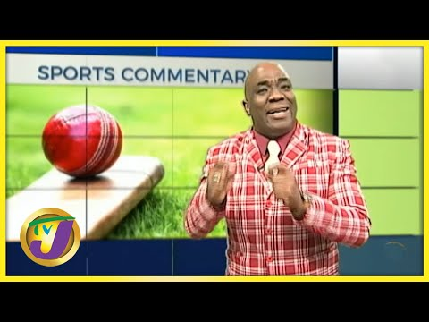 West Indies vs Pakistan | TVJ Sports Commentary - August 16 2021