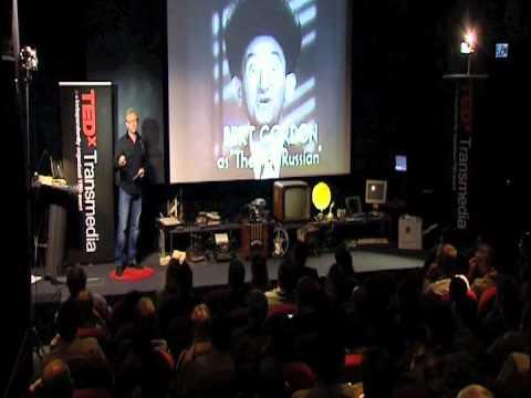TEDxTransmedia - Ian Ginn - DAREtoEDUCATE