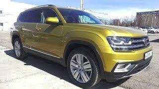 Volkswagen Atlas (Teramont) 2018 // Megaretr