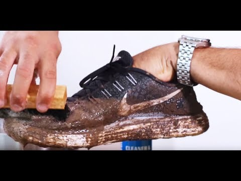 How to Clean Nikes - Shoe MGK