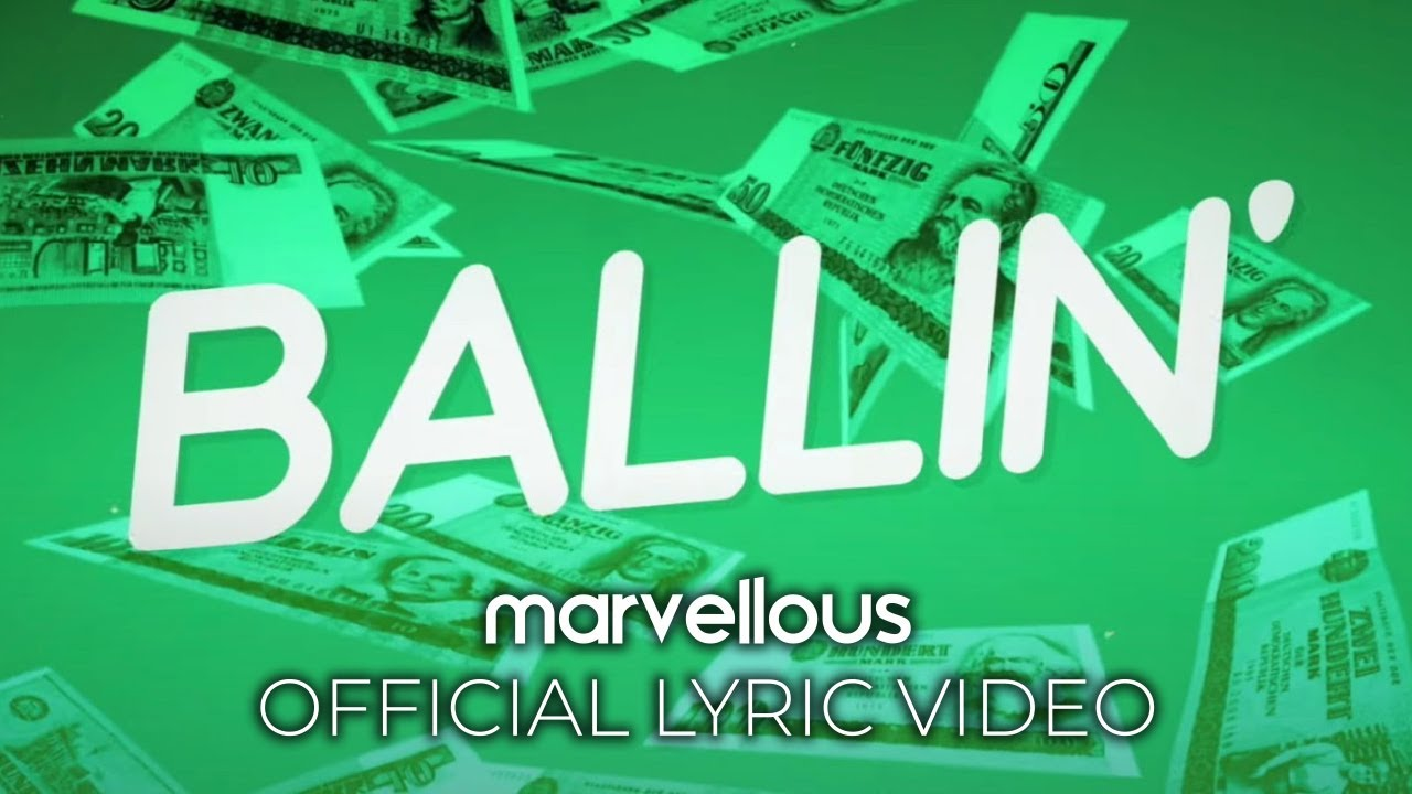 Digital Farm Animals & Gaullin feat. Tim North – Ballin' (Lyric Video)