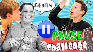 😂 ¡PAUSE Challenge con THE CRAZY HAACKS! 🛩 🎡GANA un VIAJE a DISNEYWORLD con PABLOSKY TALENT SHOW