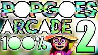 COMPLETANDO POPGOES ARCADE 2 AL 100% EN DIRECTO!!! - GG Games