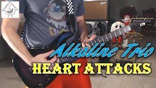 Alkaline Trio - Heart Attacks - Guitar Cover (Tab in description!)