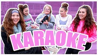 Try Not To Sing Along Challenge! (Sarah & Haschak Sisters Karaoke)